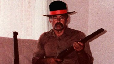 Murderous genes ... Matthew Milat is the great-nephew of Belanglo State  Forest serial killer Ivan Milat.