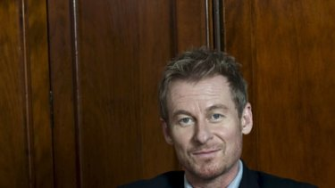 Appetite for destruction...Richard Roxburgh in Rake.