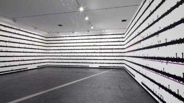 Joseph Kosuth's <i>Zero & Not</i> is an esooteric intelligence test.