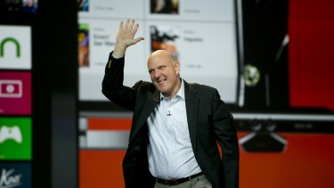 I'm off: Microsoft CEO Steve Ballmer will retire within the next 12 months.