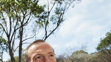 Tony Abbott is mastering the man of mystery look regarding key policies.