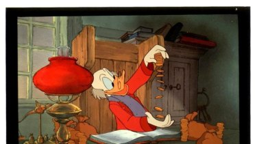 Scrooge Mcduck Christmas Carol.Belvoir S A Christmas Carol Powerful And Beautiful