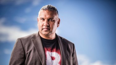 """""""I find myself sitting between two generations: my father's work 40 years ago and the hopes of my children in their mid-teens,"""" says Mark Yettica-Paulson, joint campaign director of Recognise."""