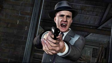 The Sydney-made video game L.A. Noire.