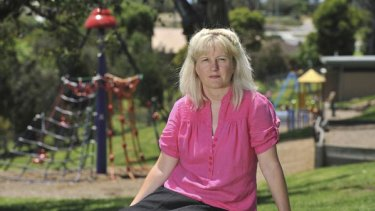 Former child-protection worker Debra coker quit because the workload was too great.