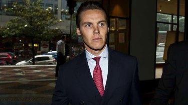 Accused: Oliver Curtis.