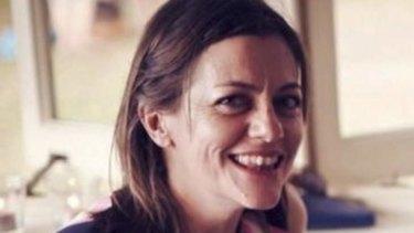 Byron bound: Edwina Johnson, new director of the Byron Bay Writers' Festival.