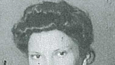 Janina Wojcik went missing in 1963. She died in Canberra six years ago.