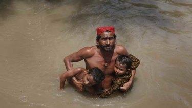 In Pakistan, floods left 1600 dead and 2 million homeless.