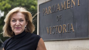 Australian Sex Party leader, Fiona Patten.
