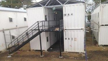 Manus Island detention centre