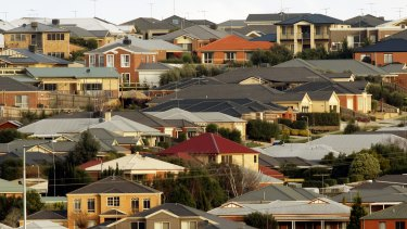 Even houses in traditionally affordable fringe areas like Pakenham and Craigieburn are slipping out of reach.