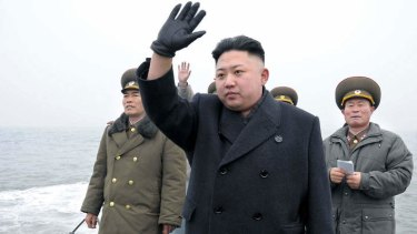 Likely to escape prosecution: Kim Jong Un.