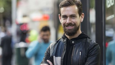 Jack Dorsey: the co-founder and CEO of two of the world's biggest tech companies, Twitter and Square.