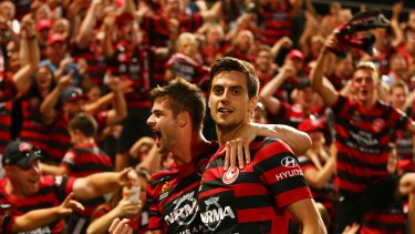 Success: The Wanderers' stance is one which should be applauded.