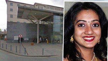 Savita Halappanavar died at an Irish hospital after she was allegedly denied an abortion.