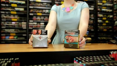 Since the introduction of plain packaging tobacco sales are at their lowest in history.