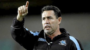 Shane Flanagan: Free to watch the Sharks.