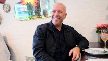 Writer Richard Flanagan.