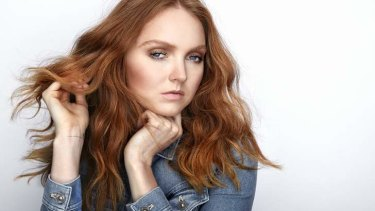 Lily Cole: 'I'm not really interested in vanilla or bland stuff.'