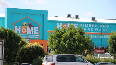 Woolworths has sold its Home Timber & Hardware group to Metcash for $165 million.