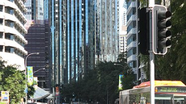 More than 6000 people cross Eagle Street between Creek Street and Wharf Street each day, according to Brisbane City Council.