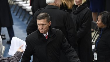 Michael Flynn's resignation capped a remarkably tumultuous first month for Trump.