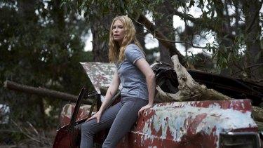 Emma Booth in Glitch.