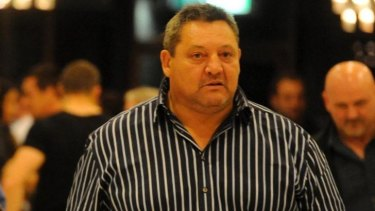 Dumped: Steve Roach has been sacked by 2GB following a bullying complaint.