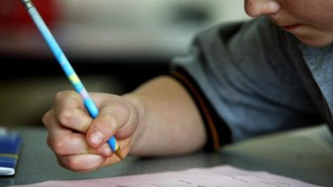 Script: The teaching of handwriting is left largely to the discretion of individual primary schools.