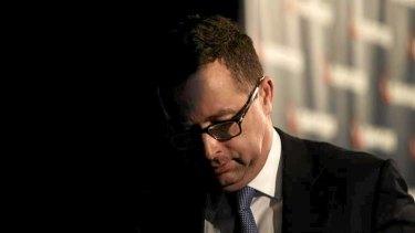 Qantas chief Alan Joyce breaks the bad news.