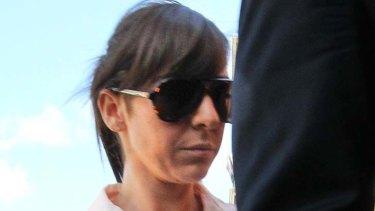 Accused ... Carla Maria Ruggeri.