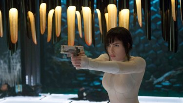 Miss: Audiences are staying away from Scarlett Johansson's new movie in droves.