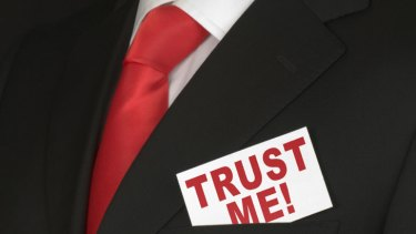 Building trust in business isn't easy. A recent report found that trust in insurance, retail, utilities and financial services has dropped significantly in the past few years.
