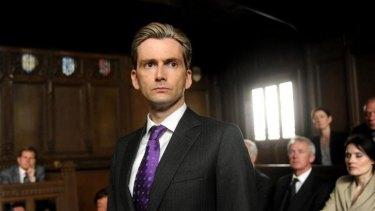 David Tennant in <i>The Politician's Husband</i>.