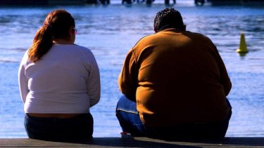 Rising tide ... 63 per cent of Australians are now overweight or obese.