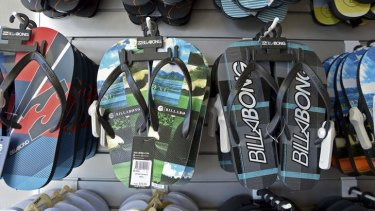 Left on the shelf ... Billabong suitors have ended buyout talks, leaving the surfwear retailer in a precarious position.