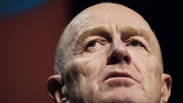 """""""Many difficult choices will need to be made"""", RBA governor Glenn Stevens warned in his farewell speech."""