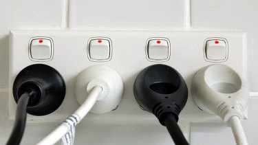 In the past 10 years, the average household's electricity use has risen by about 30 per cent.