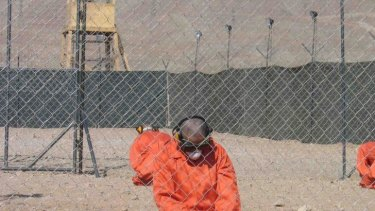 A narrow world: Prisoners at Guantanamo Bay