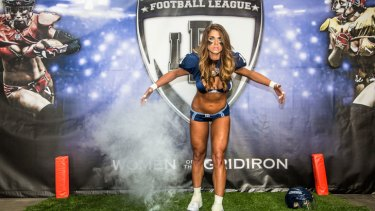 The LFL changed its brand tag line from 'True Fantasy Football' to 'Women of the Gridiron'.