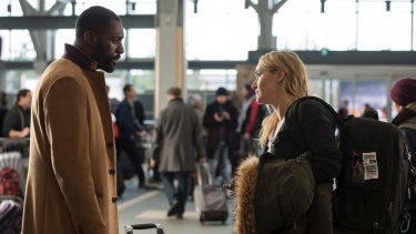 Kate Winslet and Idris Elba don't disappoint.