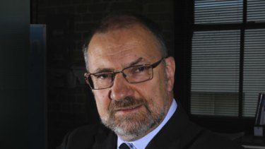 New Commonwealth Ombudsman Allan Asher.