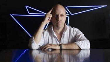 Matt Barrie: Co-founded Sensory Networks in 2003.