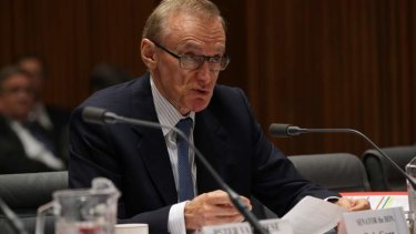 Foreign Affairs Minister Senator Bob Carr has confirmed the government will not meet its goal on increasing aid funding.