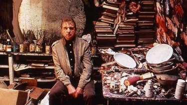 Artist Francis Bacon turned down a CBE.
