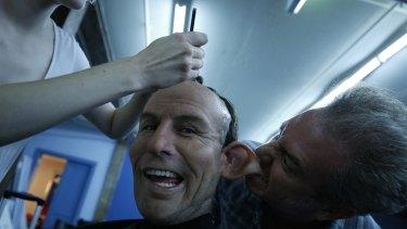 Odd Studio's Damian Martin rips into Ben Price in his <i>Tony</i> face,