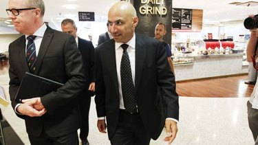 Moses Obeid: found to be corrupt over car discount.