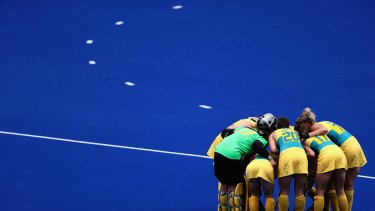 The Hockeyroos failed to make the semi-finals.