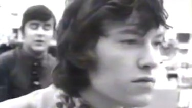 Watch the rare music video of the Spencer Davis Group performing 'Gimme Some Lovin'.